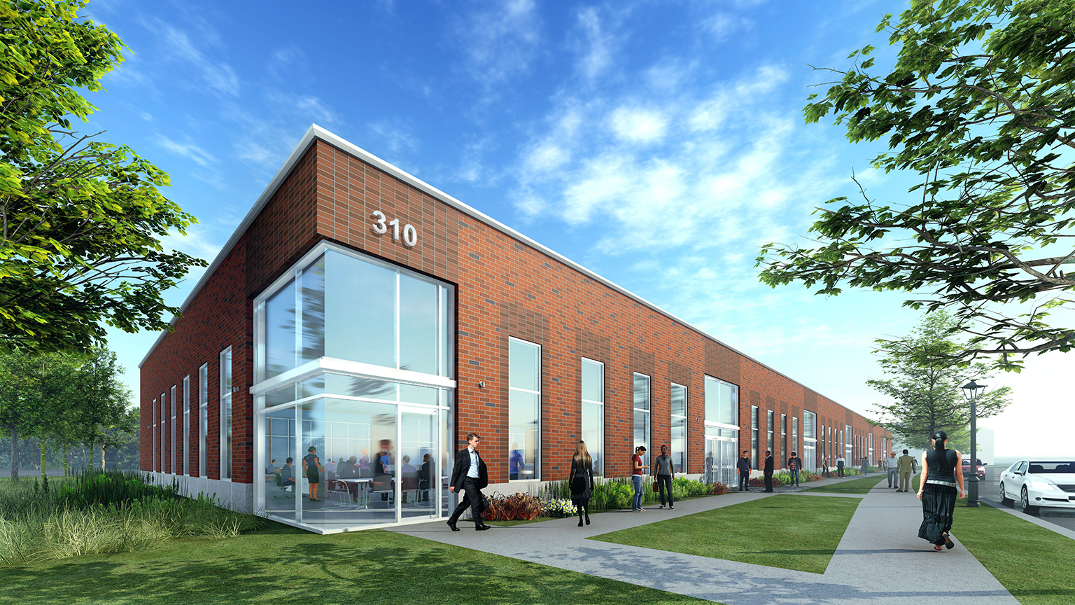 New Building Project Underway at Innovation Park at Penn State
