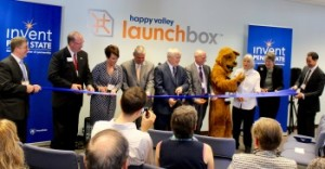 Happy Valley LaunchBox Holds Ribbon Cutting Ceremony