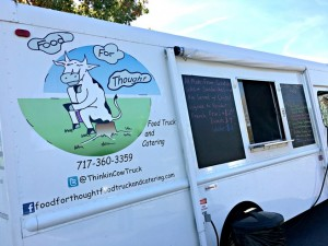 Food Trucks Serve Up Brain Food for Innovation Park